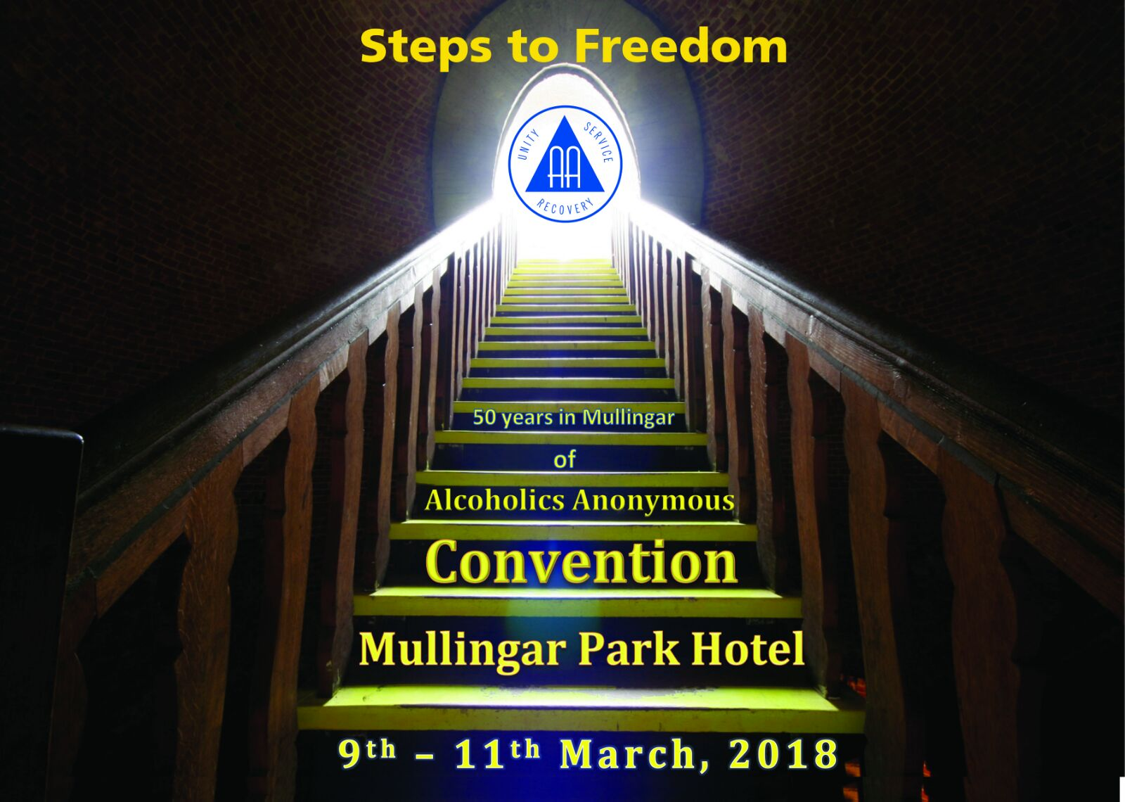 Mullinagar Aa Convention With Al Anon Participational Anon Alateen
